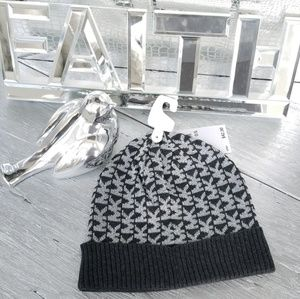 Michael Kora Beanie / Hat Gray/Silver